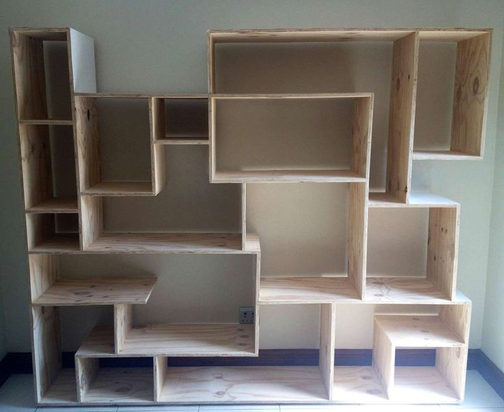 Awesome Unusual Shelving Units ~ http://www.lookmyhomes.com/unusual-shelving-units-to-keep-your-books/
