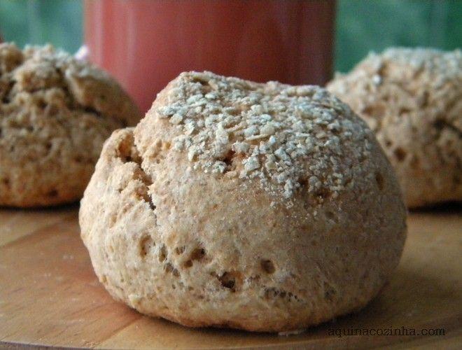 Pão de Minuto Integral                                                                                                                                                                                 Mais