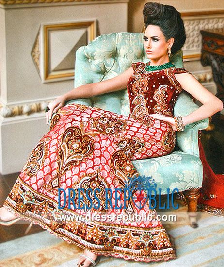 117 Best Indo-Western Bridals Images On Pinterest