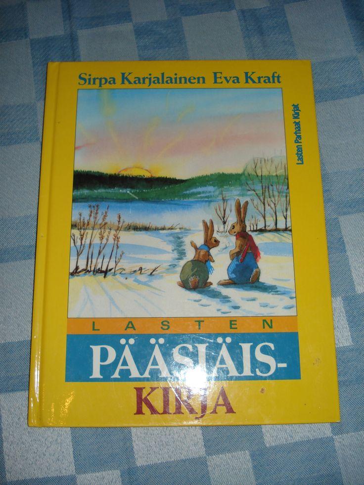 Pääsiäiskirja 2 euroa