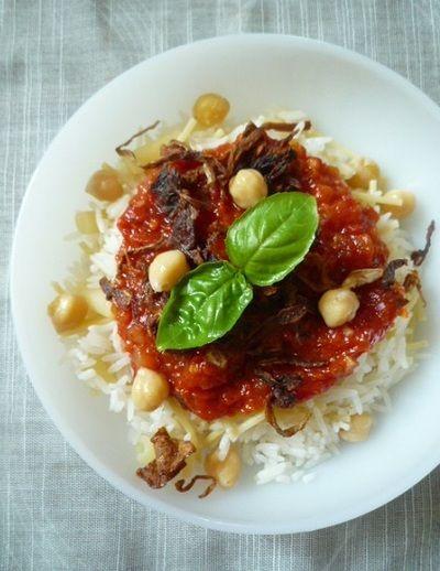 これしか記憶にないエジプト料理 コシャリ by jiabさん | レシピブログ ...