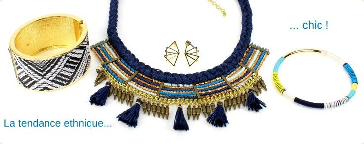 Retrouvez tous les bijoux style ethnique de Parissima, votre grossiste bijoux fantaisie ! #parissima #grossistebijoux #bijouxfantaisie