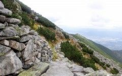 Hiking trail, Slovakia