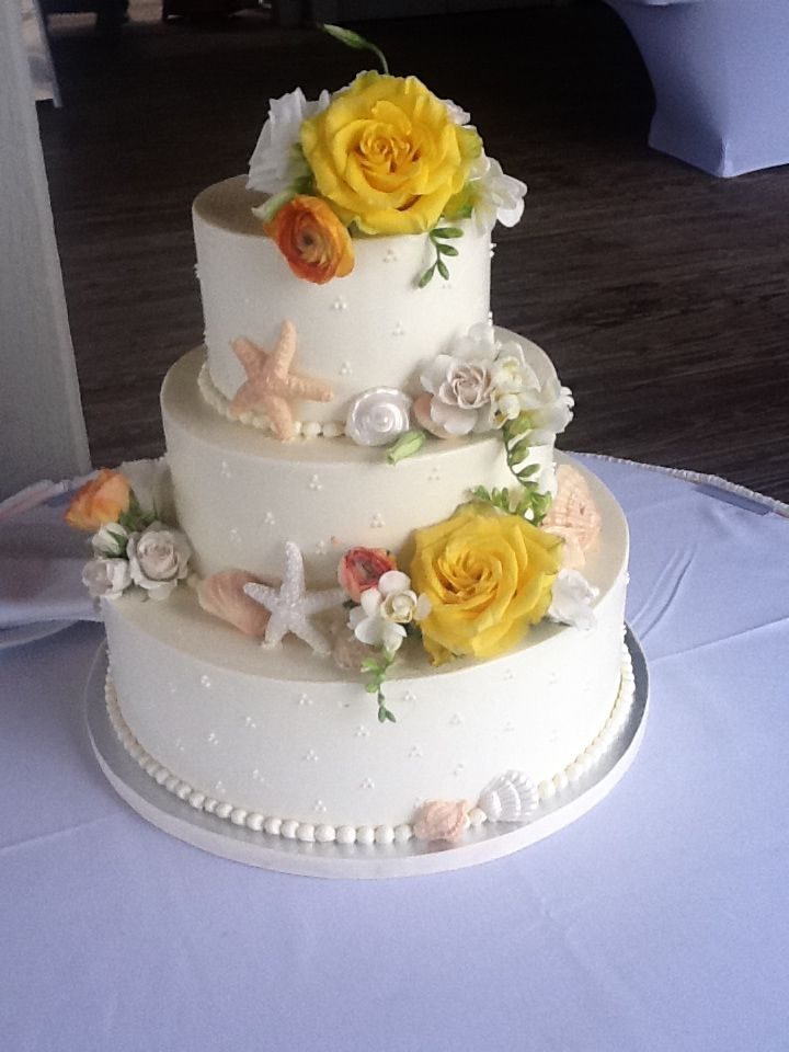 Hilton Head Island Wedding Cakes