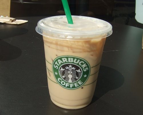 Calories In Starbucks Caramel Iced Coffee With Cream