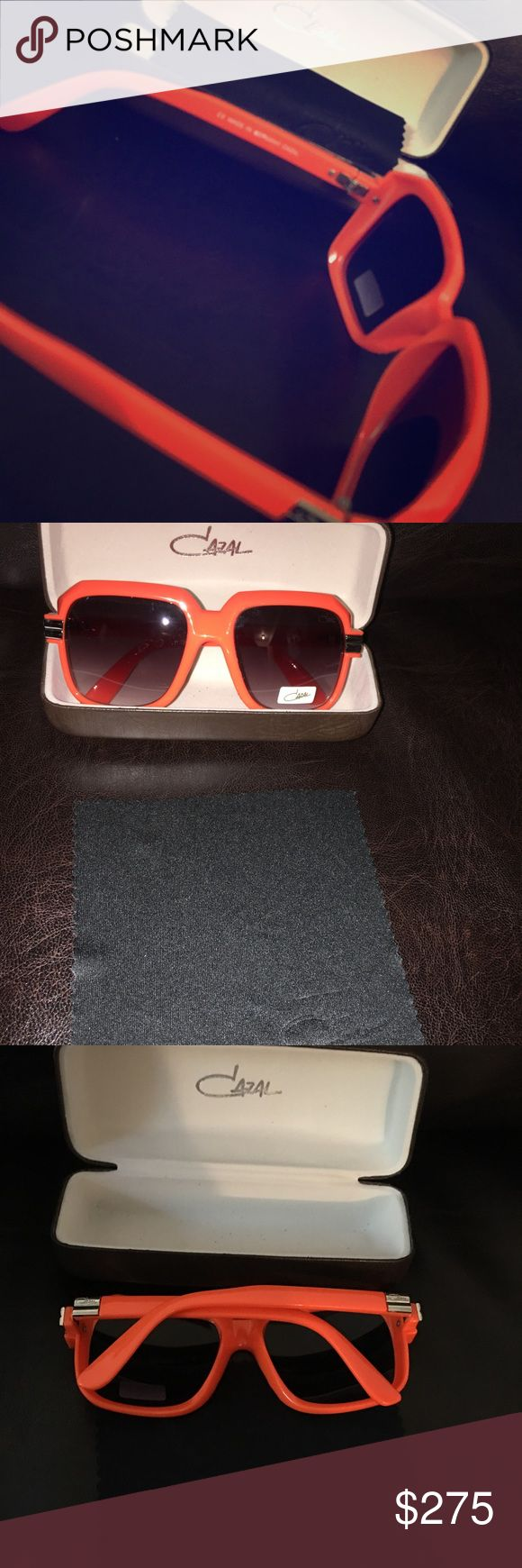 Cazal Sunglasses New! Case & cleaner included! 😍 Cazal Accessories Glasses