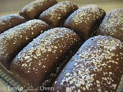 Outback Black Bread