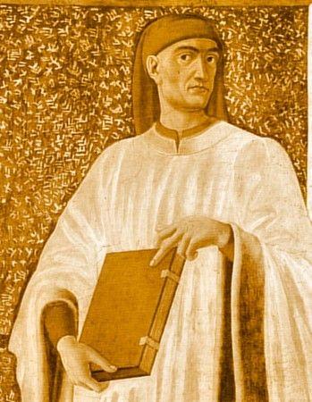 Boccacce- 3) ENCYCLOPEDIE UNIVERSELLE: C'est précisément à Naples que se transfère en 1327 le père de Boccacce, comme représentant des Bardi et conseiller du roi Robert qui lui confère le titre honorifique de chambellan. L'adolescent se trouve ainsi en contact avec 2 milieux: celui des marchands (il remplit les fonctions de commis, de comptable, dans les entrepôts de Bardi) et celui de la cour, où il fréquente de jeunes nobles français ou napolitains et les fils des riches familles…