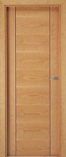 Sarrio puertas de madera modernas Eurodoor
