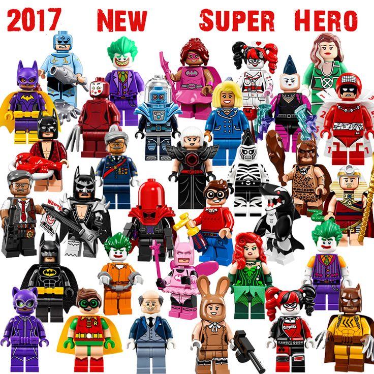 Kaygoo Novo Single Venda Super Heroes Avengers Marvel DC Superheroes Batman Deadpool Modelo Blocos de Construção Crianças Brinquedos Presentes