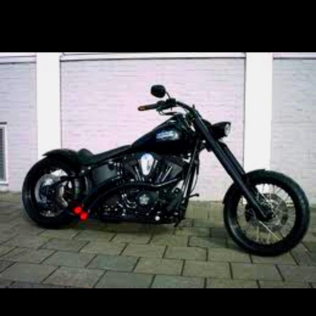 Harley Davidson Night Train