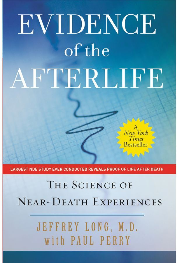 Harper Collins Evidence Of The Afterlife Book Authors Book Worth Reading Good Books