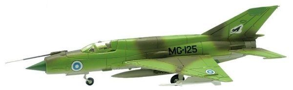 F-Toys 70's Jet Collection  #2C MiG-21 bis Finland Air Force #FToys