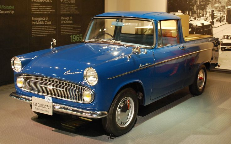 Toyopet Coronaline PT26