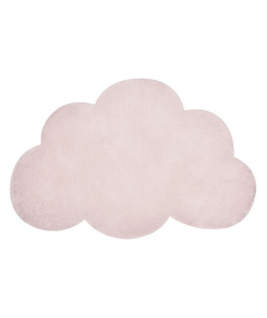 tapis nuage fille rose layette dcoration chambre bb lilipinso