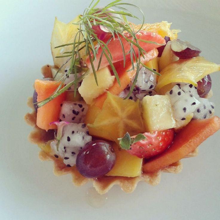 Fruit Tart, Dessert