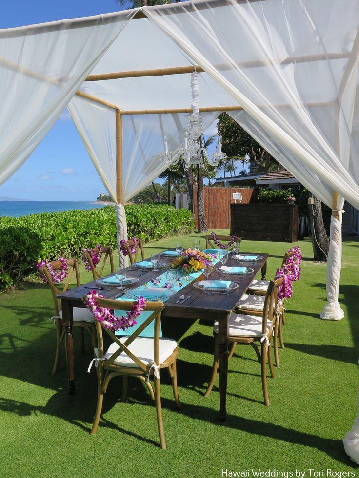 37 Best Royal Lahaina Resort West Maui Oceanfront Wedding