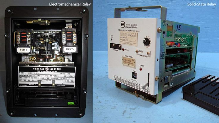 Electromechanical Relays Consist Of Physical Moving Parts To