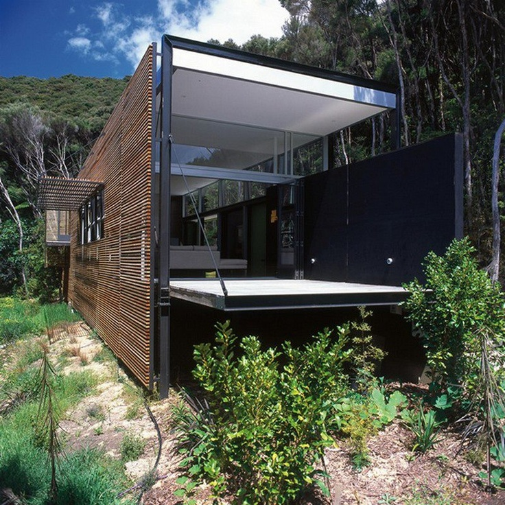 22 best images about modular homes on pinterest prefabricated home wood cabins and modular design - Hive modular x line container home in canada ...