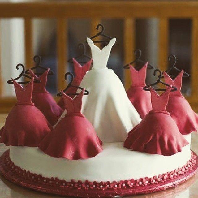 Оригинальный торт на девичник. http://www.mega-grad.ru #хендмейд, #handmade, #тортик, #девичник