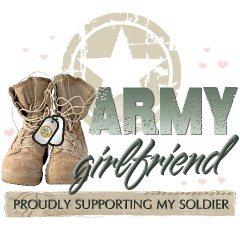 I would love to be an army girlfriend (to whoever wrote the original comment trust me you wouldn't )