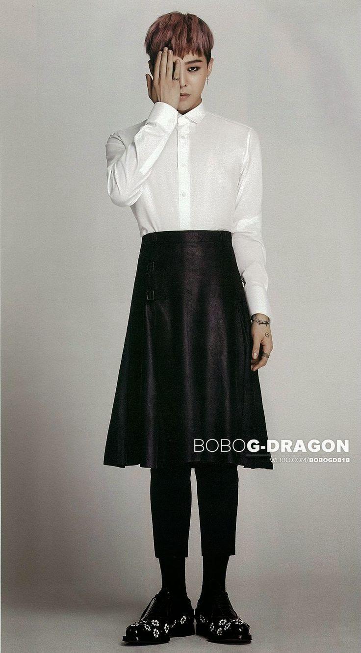 G-Dragon for J. Estina in High Cut Magazine Vol.136                                                                                                                                                                                 More