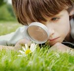 Teach children of all ages how to love the outdoors and appreciate the natural world around them.