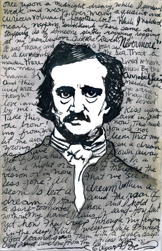 alfred hitchcock and edgar allan poe essay In his lifetime, edgar allan poe's renown lay primarily in his reputation as the foremost critic of the day as a critic, he complained that four or five cliques controlled american literature by controlling the larger portion of the critical journals (essay by harry lee poe.