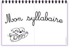 Un syllabaire qui évolue avec l'élève - Chez Lutin Bazar