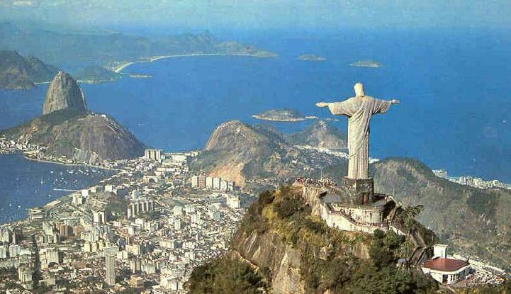 I have dreamed for years of visiting Rio ...one day.