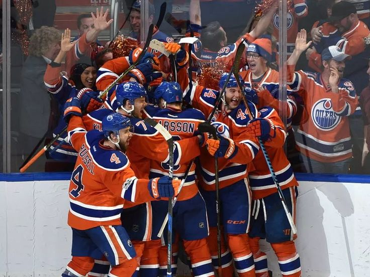 The Edmonton Oilers' Game 5 win over the San Jose Sharks is special not so much due to the OT goal itself but to what happened before it.