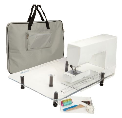 Bernina 630E Sew Steady Extension Table Quilting Package - Choose Tray / Drawer