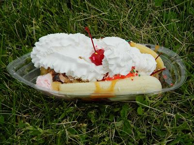 Banana Split Festival this weekend in Wilmington!  http://ohiofestivals.net/banana-split-festival-wilmington/