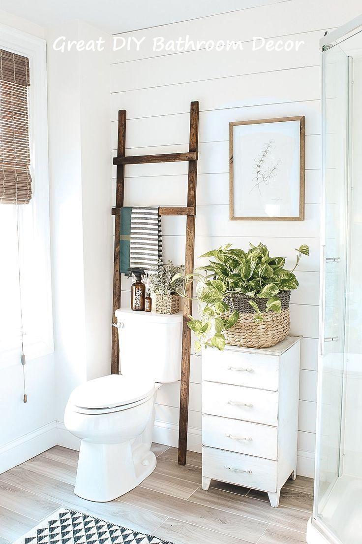 14 Very Creative DIY Ideas For the Bathroom 1 – DIY Bathroom Decoration Ideas