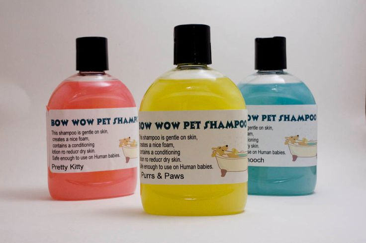 Pet Shampoo for dry skin by BowWowPetWear on Etsy https://www.etsy.com/listing/73566440/pet-shampoo-for-dry-skin