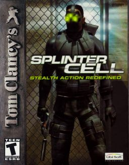 The Splinter Cell series and other games developed by the Ubisoft subsidiary Red Storm Entertainment (originally co-founded by Tom Clancy), are extremly well known and popular video games in the techno thriller genre.  Being based on the writings of, designed by, Tom Clancy, these games fit into the same kind of mold as his novels. However you are in control of the protagonist and can live the experience yourself.