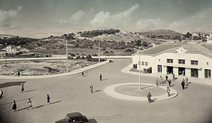Estação de Cascais, Portugal