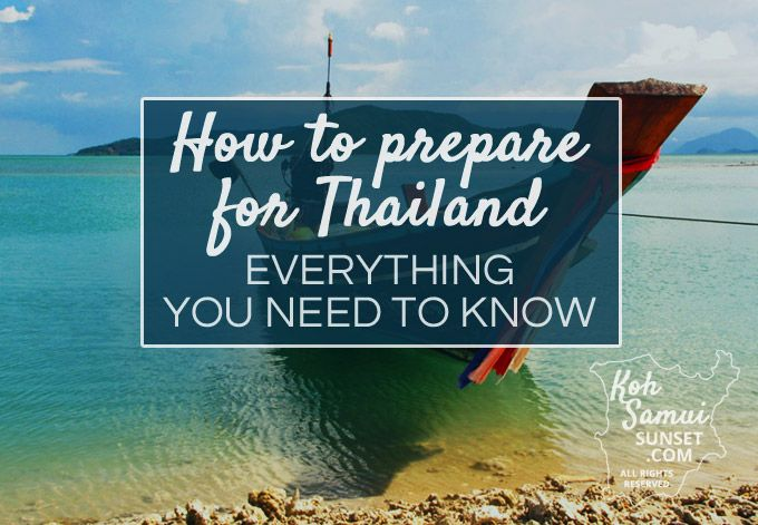 Whether you're travelling to Thailand for a beach vacation or a backpacking adventure (or a wedding, a business trip or an open-ended emigration), we can all but promise two things: using the advice that follows you'll arrive with (A) the right stuff and (B) the right shoes. On our first trip to Koh Samui we [Keep reading...]