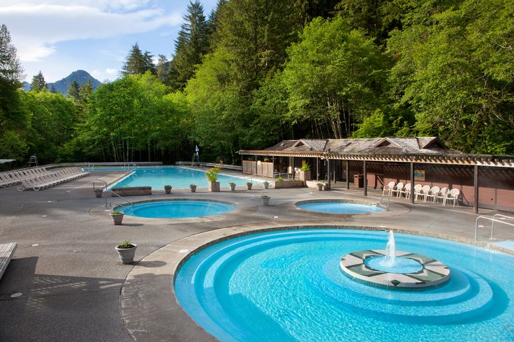 Olympic National Park - Sol Duc Hot Springs & Pools - Olympicnationalparks.com Washington State