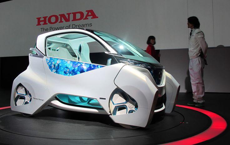 Depois de muita especulação ao longo das últimas décadas, a montadora japonesa Honda anunciou no Salão de Tokyo o primeiro veículo comercial movido exclusi