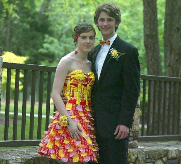 Prom dress alternatives