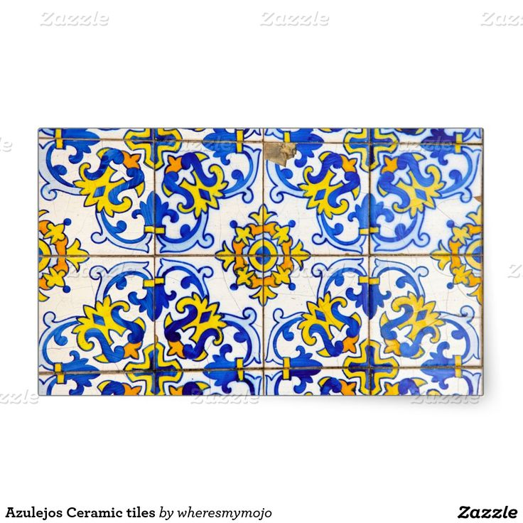 Azulejos ceramic tiles rectangular sticker pegatinas for Pegatinas baldosas cocina