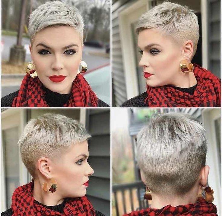 60 meilleures coupes de cheveux courts pour les femmes 2018 – 2019, #haircuts #short #women