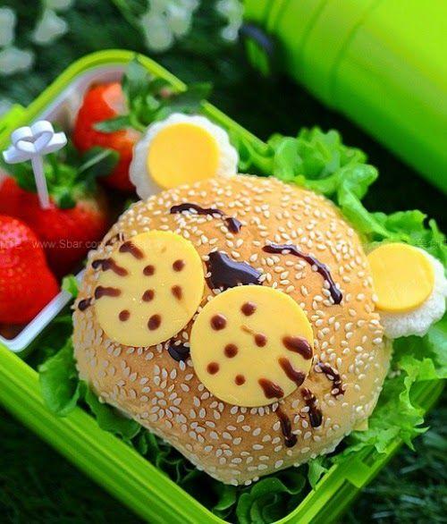 Συνταγές για μικρά και για.....μεγάλα παιδιά: Πως κάνουμε Πασχαλίτσα και λιονταράκι humburger !