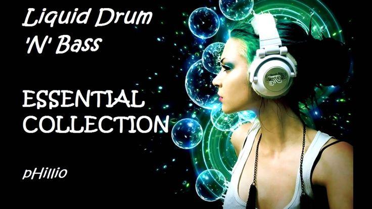 Liquid Drum n Bass Mix - Essential Collection (55 mins)