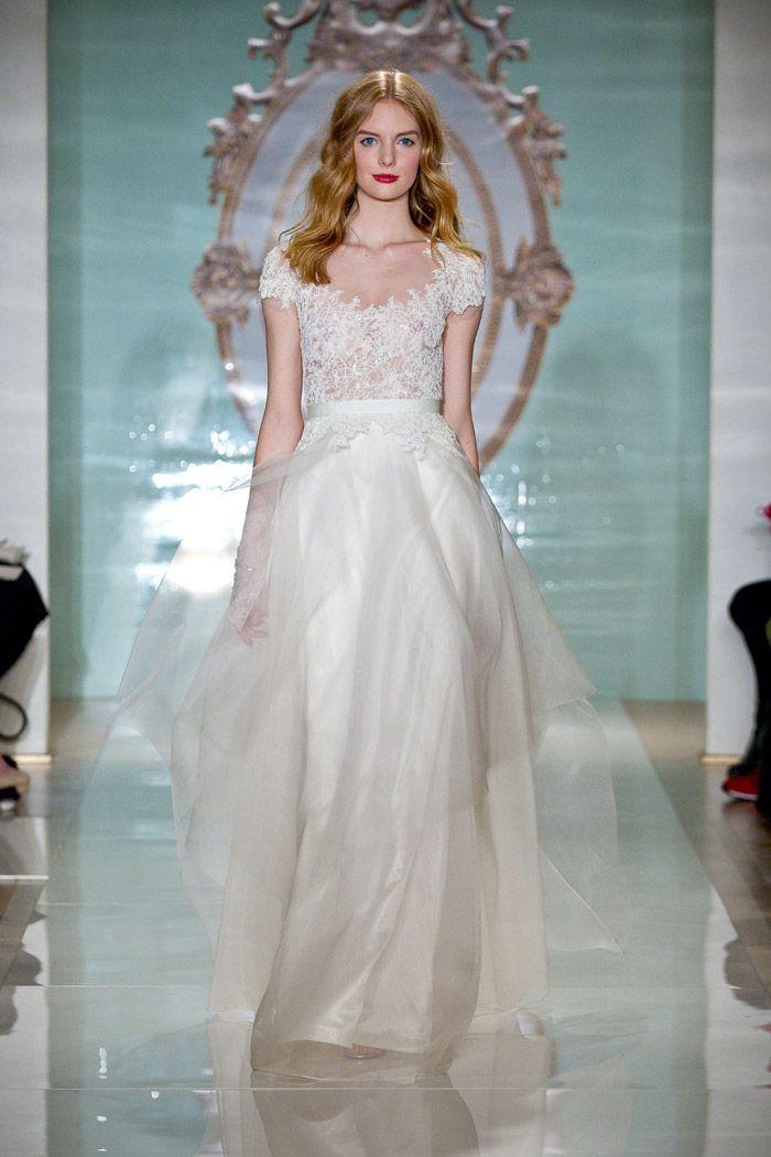 47 best Wedding gowns <3 images on Pinterest | Wedding dressses ...