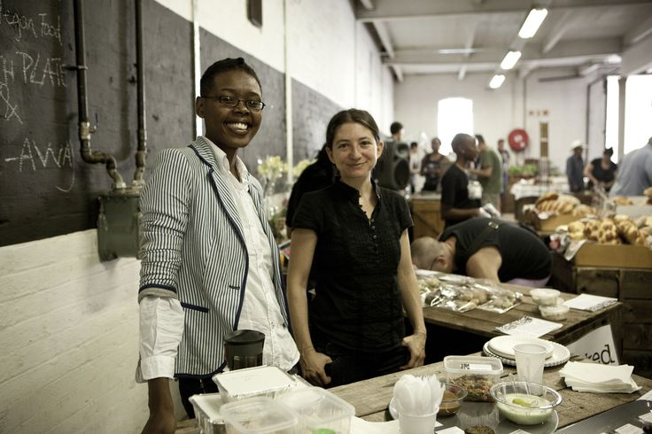 Maboneng Precinct :: Market on Main :: 264 Fox Steet. Photo by Chris Saunders