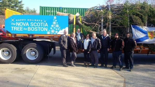 Nova Scotia's The Stanfields to perform at Annual Boston Tree Lighting Dec 4th on Boston Common!