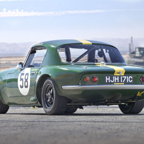1964 Lotus Elan 26R/1/50 | LotusElan.net at LotusElan.net