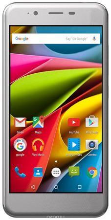 Archos 50 Cobalt  — 7090 руб. —  5-дюймовый экран Archos 50 Cobalt хорош со всех сторон. Технология IPS-дисплея обеспечивает яркие цвета и широкие углы обзора. Чтобы улучшить хват телефона, компания Archos использовала изогнутое по краям стекло (2.5D). Это обеспечивает уникальное чувство хвата телефона и добавляет эстетики. Технологичный процессор MediaTek, используемый в Archos 50 Cobalt, в сочетании с 1 ГБ оперативной памяти обеспечивает высочайшую производительность. Приложения и игры…
